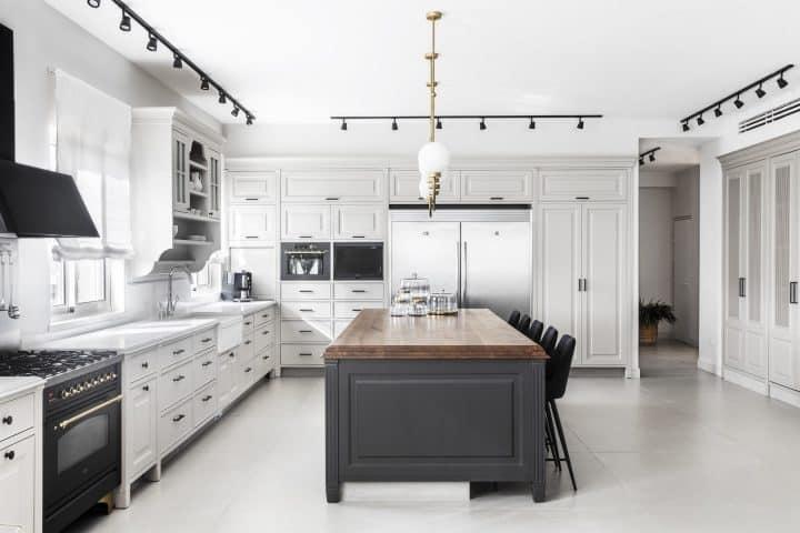 עיצוב מטבח לבן, מטבח לבן, עיצוב מטבח