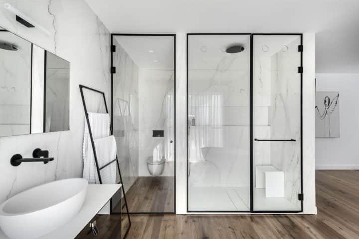 עיצוב חדר מקלחת