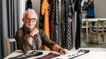 גדעון אוברזון, עיצוב, אופנה