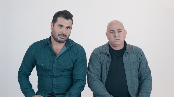 רן ינוב, מוריס אלגזי, רן ומוריס