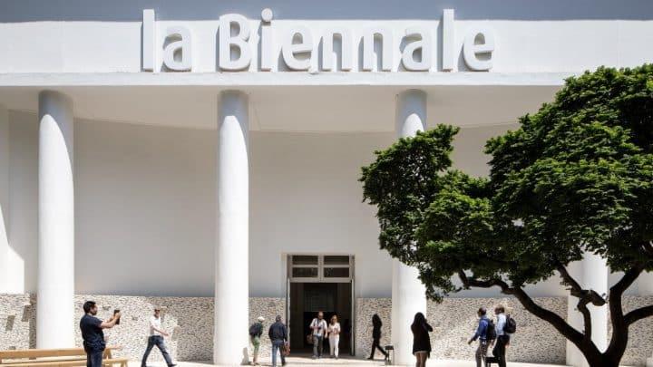 ביאנלה, אדריכלות ווינציה