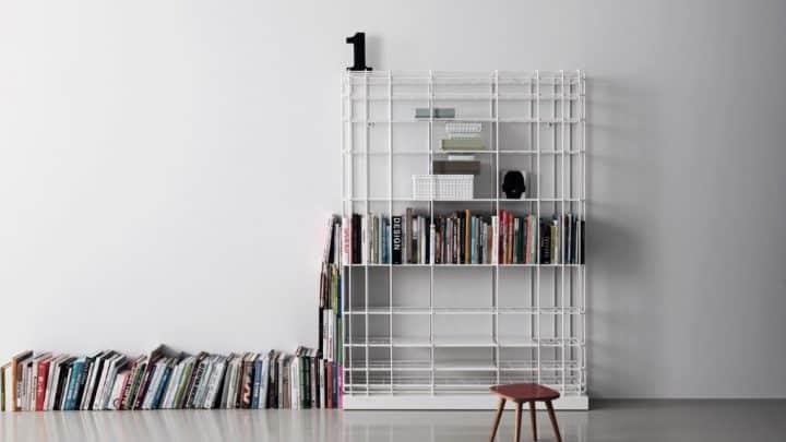 ספרייה מעוצבת, טולמנ'ס דוט, עיצוב ספרייה