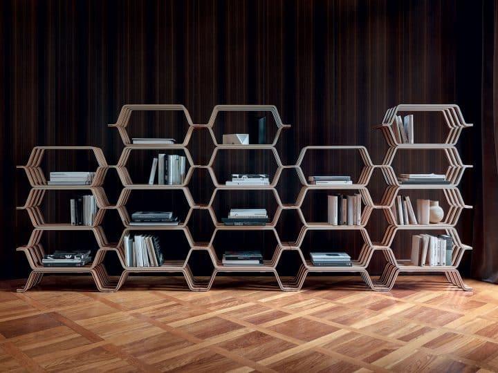ספרייה, עיצוב ספרייה, ספרייה לבית