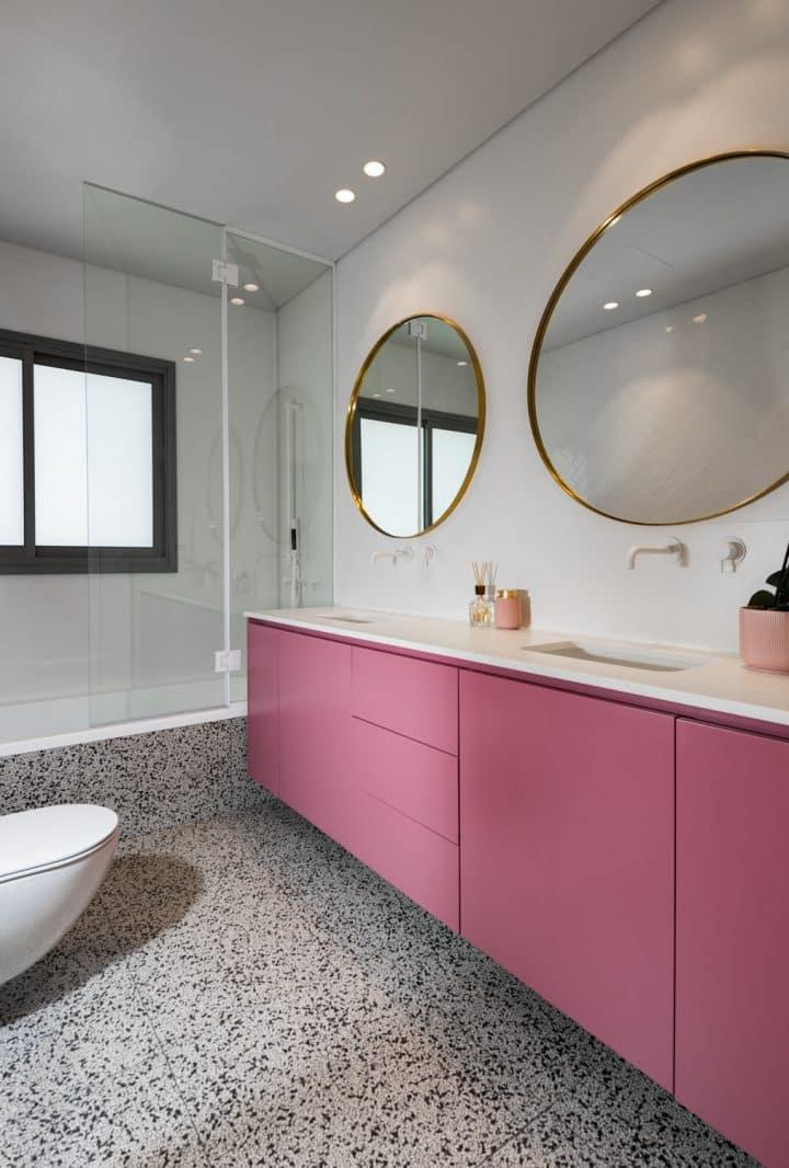 עיצוב חדר אמבטיה, יוסי חיון