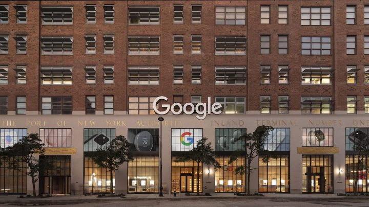 הצצה לחנות האמיתית הראשונה של גוגל בניו יורק