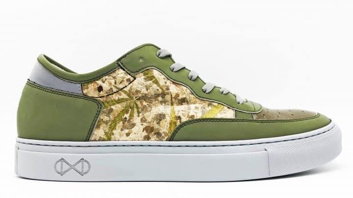 נעליים, ירוק, עיצוב, סביבה, קנאביס