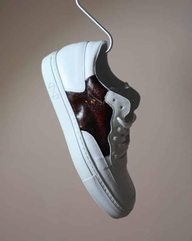 נעליים, עיצוב, סביבה, דם