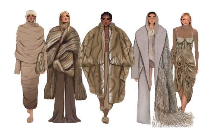 לירז ליאופולד, עיצוב אופנה, שנקר