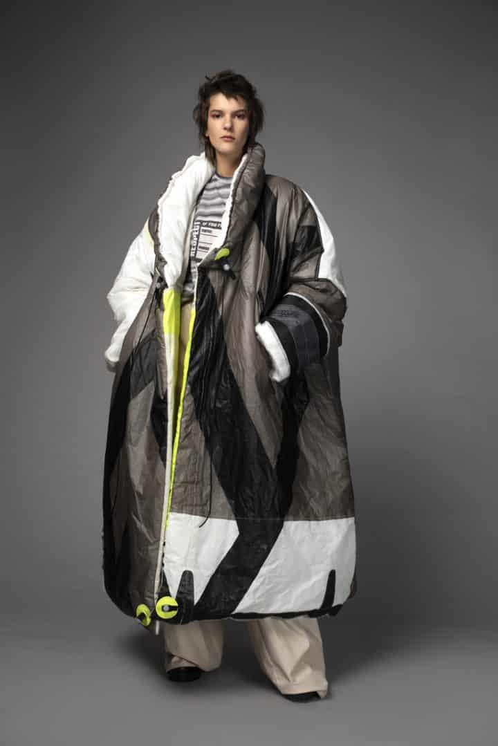 רז פרג, תצוגת אופנה שנקר
