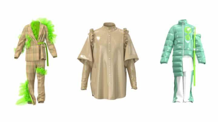 אופנה וירטואלית, פלציבו, רועי דרהי