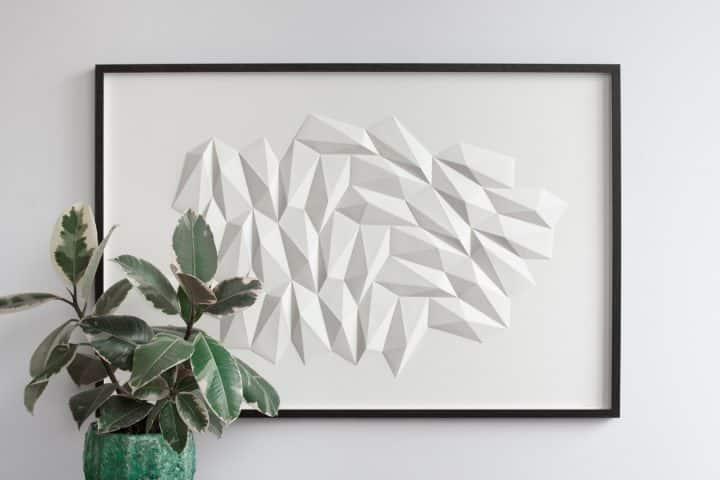 פסלי נייר, אמנות נייר, זאי דיבצ'ה