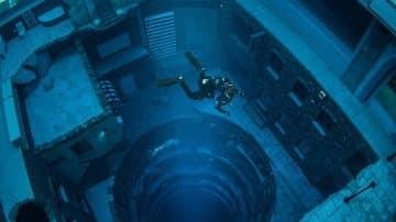 בריכה דובאי, הבריכה העמוקה בעולם, deep dive dubai
