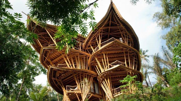 במבוק, IBUKU, אדריכלות, באלי