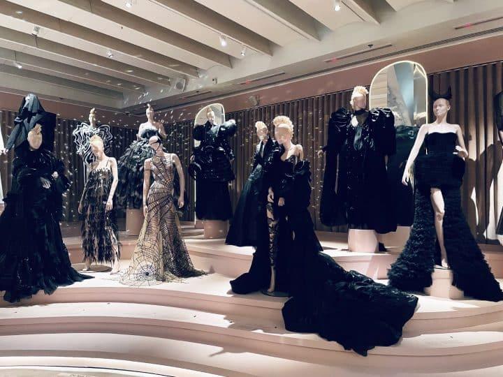 שמלות ערב, שמלת ערב שחורה, שמלת נשף