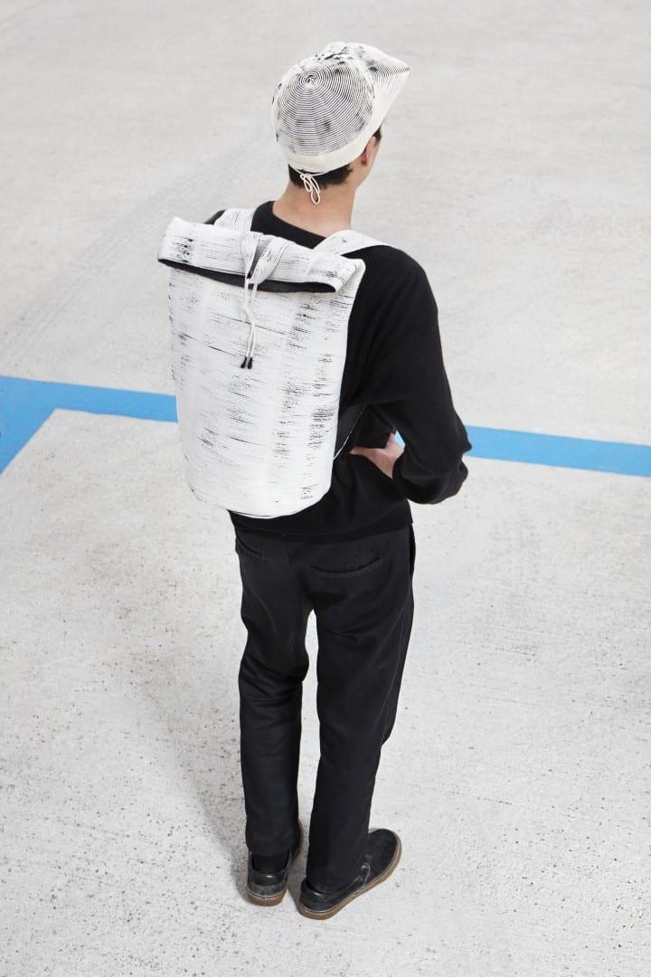 וונדי אונדרו, טקסטיל לא ארוג, עיצוב אופנה