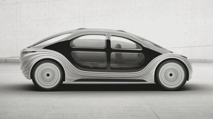 מכונית קונספט, סטודיו התרוויק