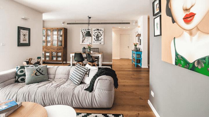 איך דלתות פנים יכולות להפוך לאחד הפרטים החשובים בבית